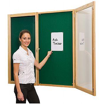 ECO Friendly Decorative Wood Frame Tamperproof Not
