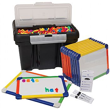 Show 'N' Tell Boards Rigid Class Pack