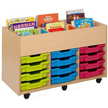 Bubblegum Kinderbox With 12 Shallow Trays
