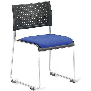 Heavy Duty Upholstered Visitor Chair