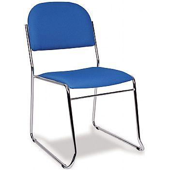 Vest Sled Skid Base Stacking Chair