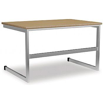 Scholar Heavy Duty Cantilever Tables