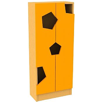 Honey Bee Honeycomb Cupboard