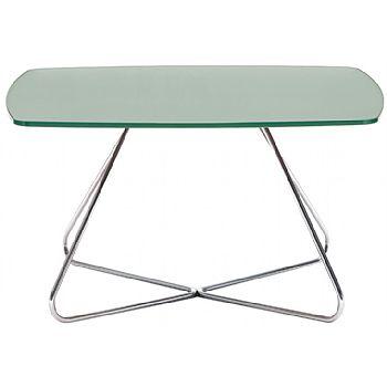 Pledge Spirit Lite Glass Top Table