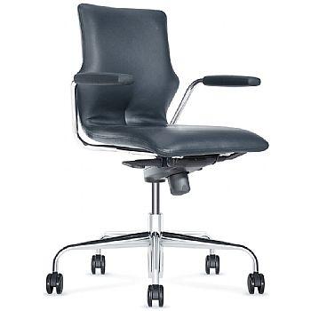 BN Leather Conversa Task Chair