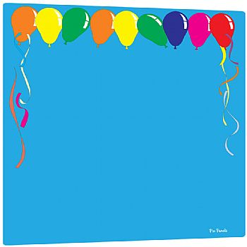 Pin Panelz Primary Graphics Balloons Noticeboards