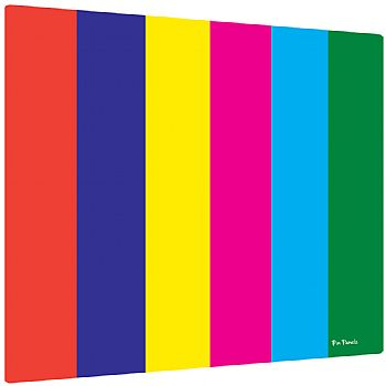 Pin Panelz Stripes Noticeboards