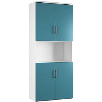 NEXT DAY Kaleidoscope Double Door Combi - Blue