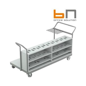 BN CX 3200 Trolley For Legs & Table Tops £41 -