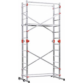 Hailo 1-2-3 500 Combi Aluminium Scaffold £474 -