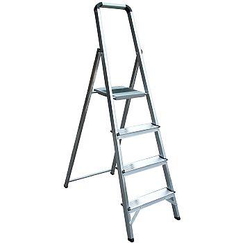 Trade platform step ladders