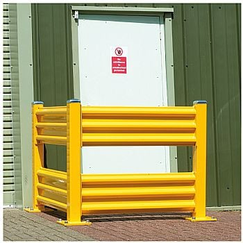 Steel Barrier System £130 -