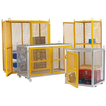 Security Cages £622 -