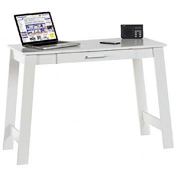 Decor White Laptop Desk