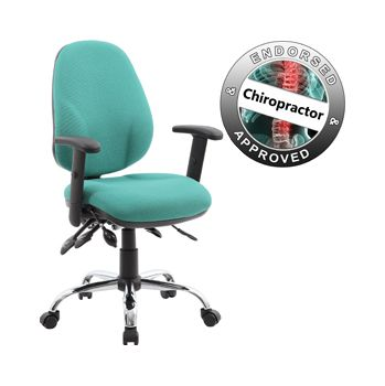 Fully Loaded Comfort Ergo Operator Chair £108 -