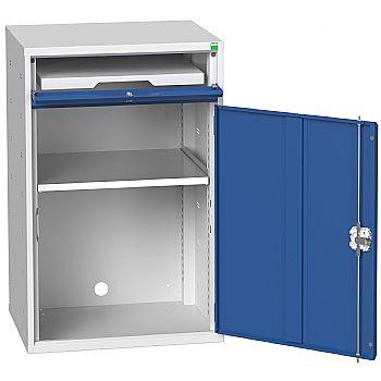 Bott Verso Computer Cupboard 650W x 1050H - Open Top £304 -