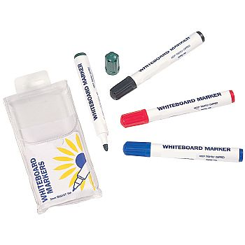 Assorted Dry Wipe Marker Pens £632008 -