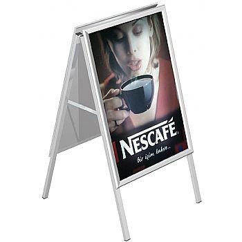 Weatherproof Snap Frame A Board £87 -