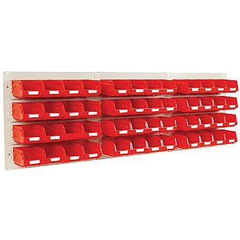 NEXT DAY Bott Louvred Panel 48 Bin Store Kit £95 -