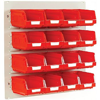 NEXT DAY Bott Louvred Panel 16 Bin Mini Kit £31 -