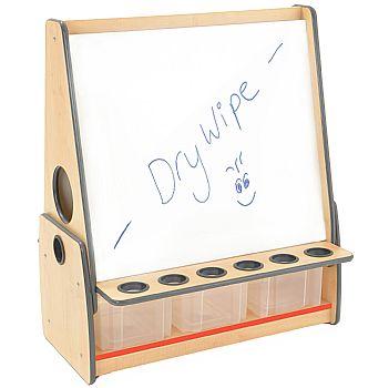 ColourEdge Floor Whiteboard Easel £275 -