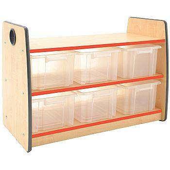 ColourEdge 2 Shelf Unit £181 -