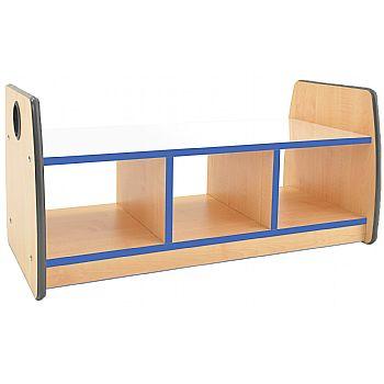 ColourEdge Storage Bench With Mirror Top £172 -
