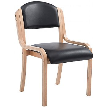 Devonshire Vinyl Stacking Chairs £62 -