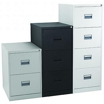 Commerce II Steel Filing Cabinets