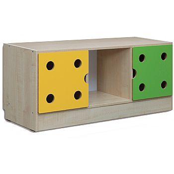 Domino Low Storage Unit £100 -
