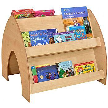 Maple Crawl Through Bookcase £286 -
