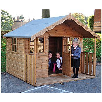 Children's Cottage Playhouse £972 -