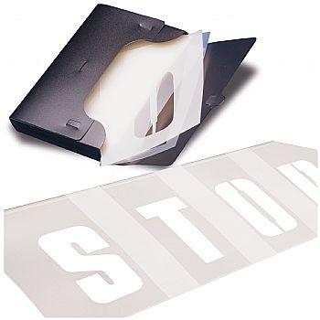 PROline Paint System - 15cm Stencil Kit £186 -