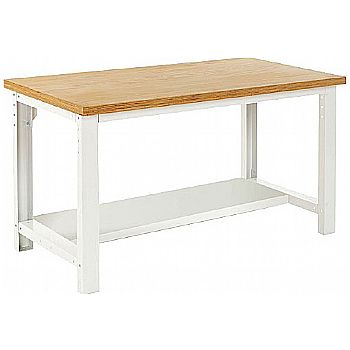 Bott Cubio Framework Benches - Bench With Half Depth Shelf £325 -