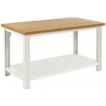 Bott Cubio Framework Benches - Bench With Full Depth Shelf £338 -