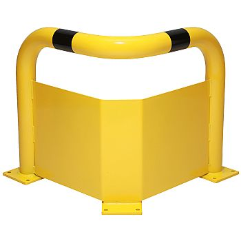 Black Bull Corner Protection Guards With Under-Run Protection £320 -