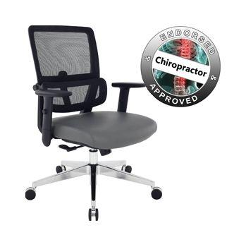 Parity Mesh Task Chair - Grey