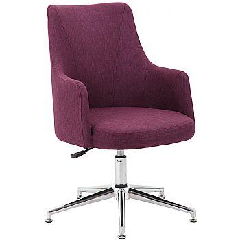 Arran Fabric Swivel Chair £111 -