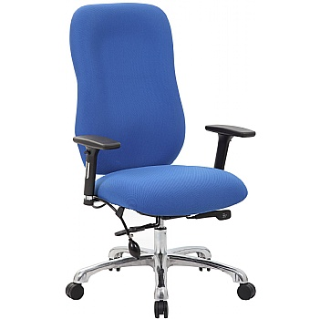 AirTask 24 Hour High Back Posture Chair with Pocket Sprung Seat £164 -