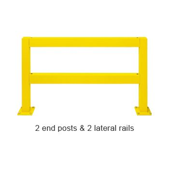 Black Bull Heavy Duty Impact Protection Barrier System £82 -