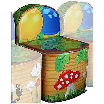 Natura™ Caterpillar Body Seat £74 -