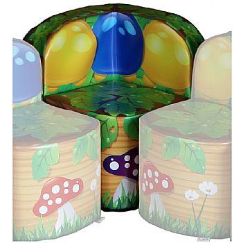 Natura™ Caterpillar Inside Corner Seat £74 -