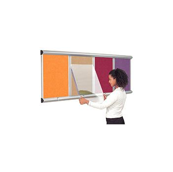 Resist-a-Flame Multibank Shield Showcase with Lift-Off Covers £240 -