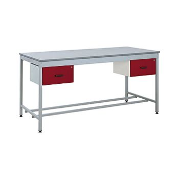 Taurus Utility Workbench With Two Single Drawers £745 -