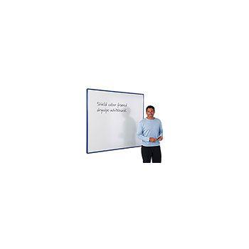 Coloured Frame Shield Whiteboard £53 -