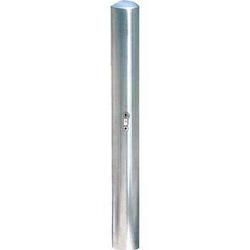 Chichester Removable Stainless Steel Bollards - Cylinder Lock £425 -