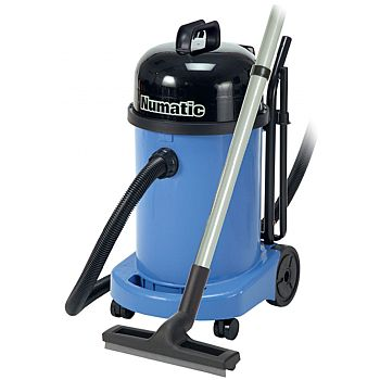 Numatic WV470 Commercial Wet & Dry Vacuum Cleaner £0 -