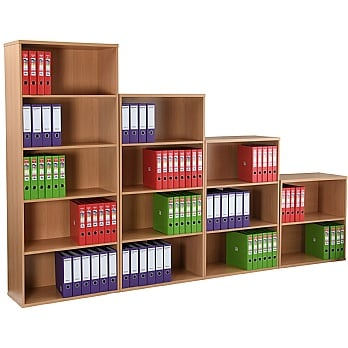 NEXT DAY Karbon Office Bookcases £66 -