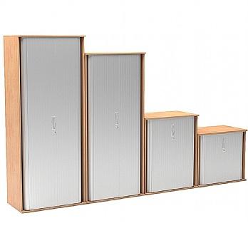 NEXT DAY Solar Essential Tambour Cupboards £225 -