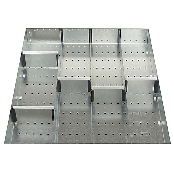 Bott Cubio Drawer Cabinets 650W x 750D Metal Dividers £32 -